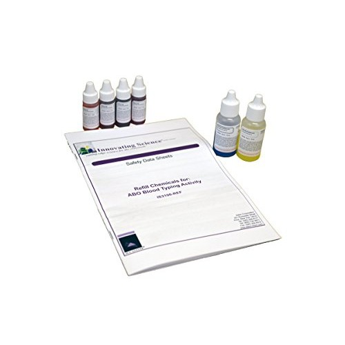 Innovating Science Refill for ABO Blood Typing Kit IS3100