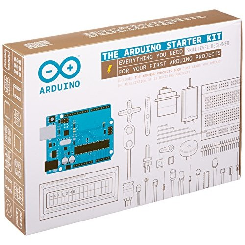 ARDUINO 2171188 K000007 The Starter Kit 15