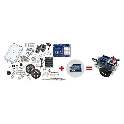 Robotics Shield Kit for Arduino