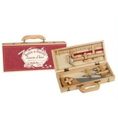 Moulin Roty Small Tool Box Set