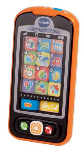 VTech Baby Touch Phone French Toy