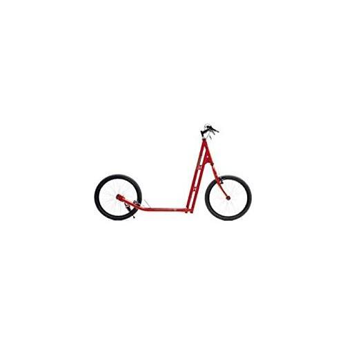 Sidewalker Willy Scooter in Red