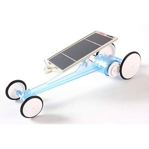 Tamiya America Inc Solar Car Assembly Kit Clear Blue Body TAM76012