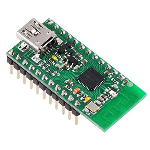 Pololu Robotics Electronics – 1336 Wixel Wireless Module Usb Assembled