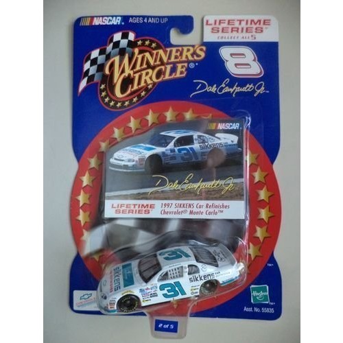 Lifetime Series Issue #2 of 5 Busch Grand National 1997 Dale Earnhardt Jr #31
