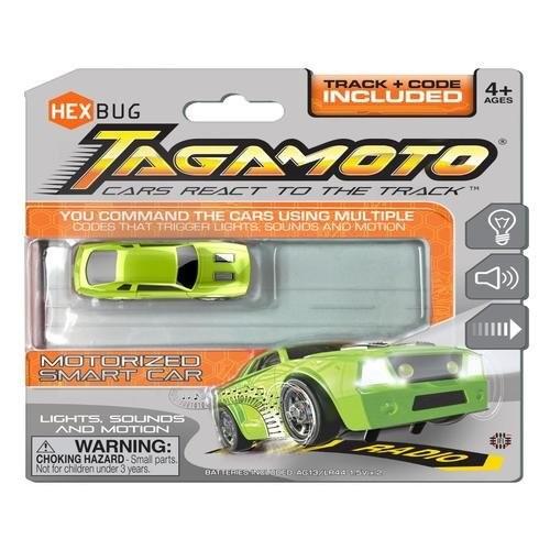 Tagamoto Motorized Smart Car + Track – Random Color