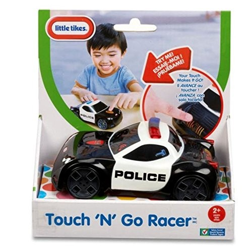 Little Tikes Touch n' Go Racer Police Car