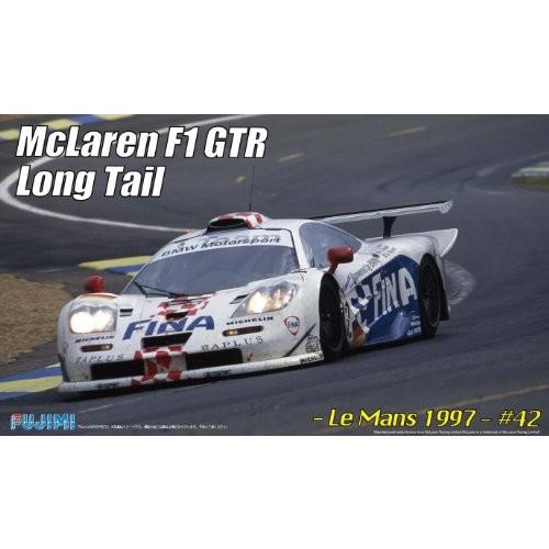 Fujimi Model 1/24 Rial Sports Car Series No79 McLaren F1 GTR Long Tail Le