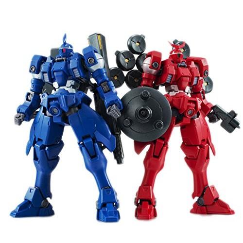 Bandai Robot Damashii Side MS New Mobile Report Gundam Wing Vayeate & Mercurius