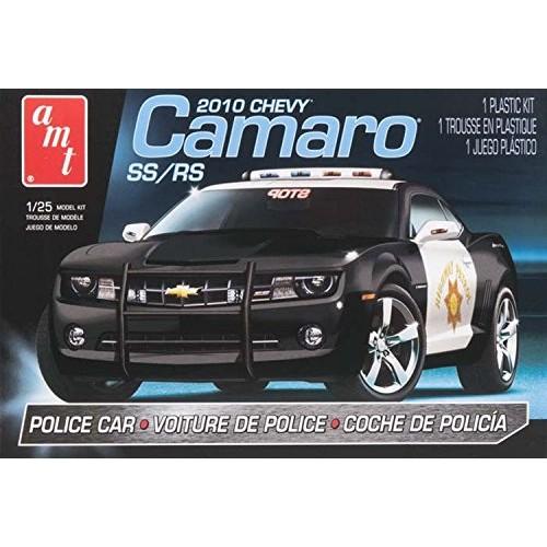 AMT 2010 Camaro Police Car