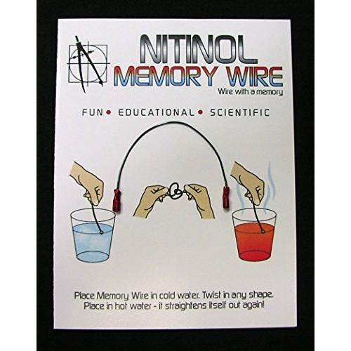 imagesco – Nitinol Memory Wire