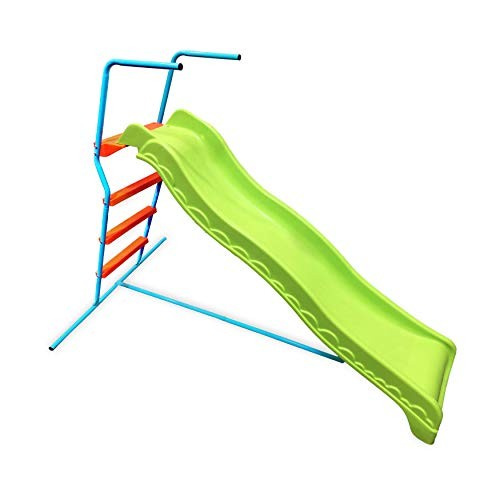 Pure Fun 6-Foot Wavy Slide Indoor or Outdoor Ages 3 to 6 100lb weight