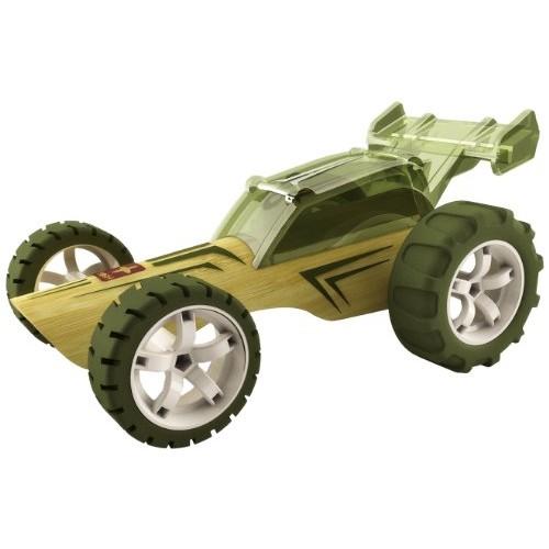 Hape Baja Bamboo Kid's Toy Car