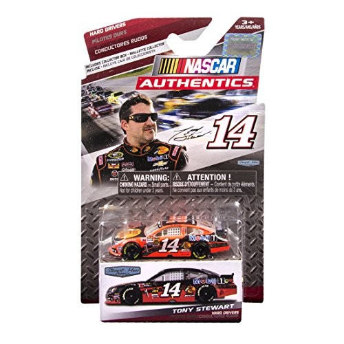 NASCAR – 1:64th Collector Car – 2014 – Hard Drivers #14 (Tony Stewart)