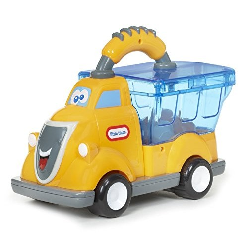 Little Tikes Pop Haulers- Billy Boulder – Push and Pop (Colors May Vary –
