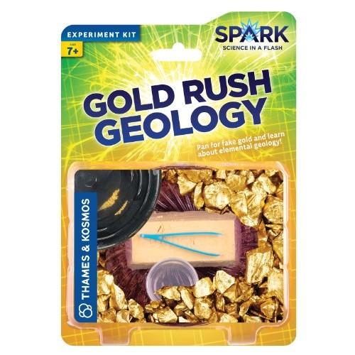Thames and Kosmos Gold Rush Geology