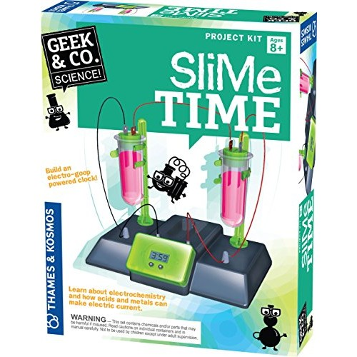 Thames & Kosmos Geek CoSlime Time