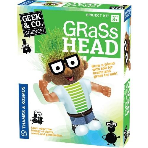 Thames & Kosmos Geek Co Grass Head