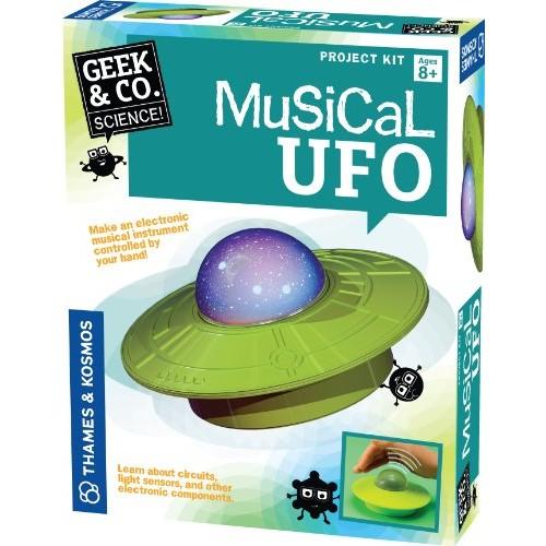 Thames & Kosmos Musical UFO