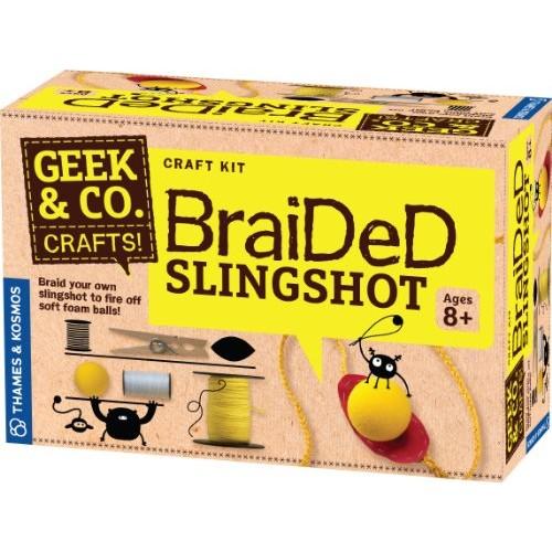 Geek & Co Craft Braided Slingshot