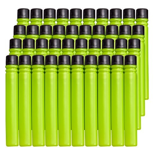 BOOMCO Dart 40-Pack Green with Black Tip