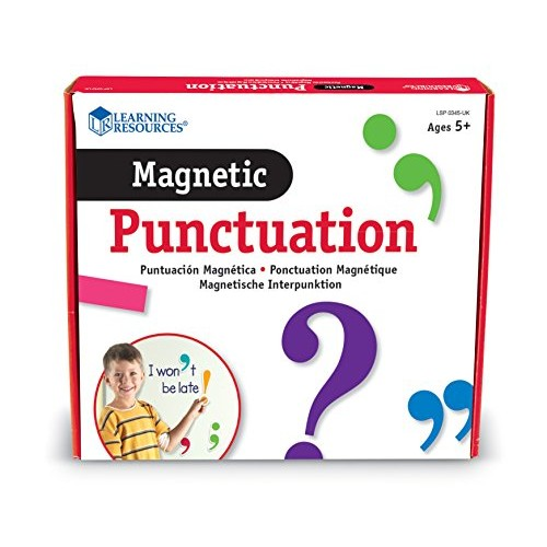 Learning Resources Magnetic Punctuation