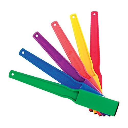 Dowling Magnets Primary Colored Magnet Wands 24 Count
