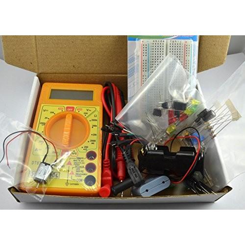 Hacking Electronics Starter Kit