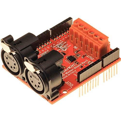 Gheo ElectronicsTinkerkit DMx Master Shield