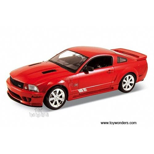 Welly – Saleen S281 E Mustang Hard Top (2007 1/18 scale diecast model car