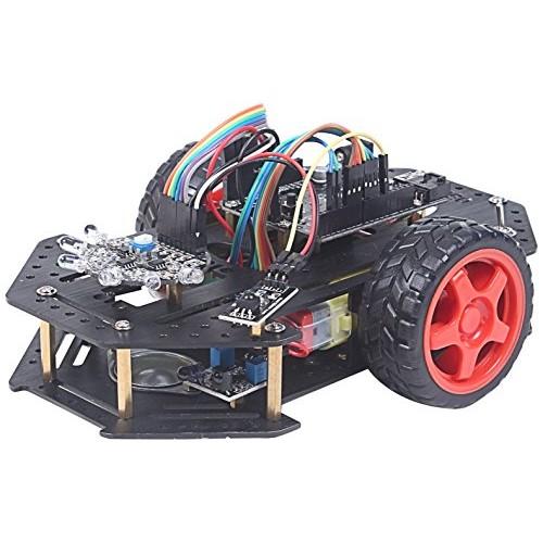 OSEPP ROB-01 101 ROBOTICS STARTER KIT BASIC