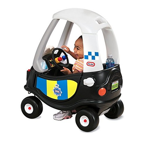 Tikes Patrol Police Car – Refresh