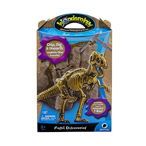 Wonderology Science Kit Fossil Discoveries