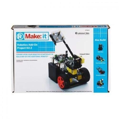 Make it Robotics Add-On Project Kit 2
