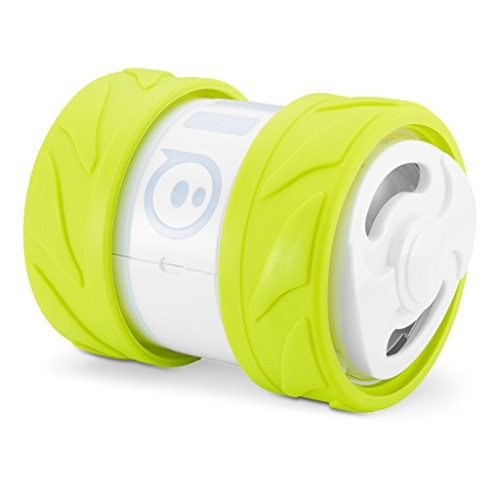 Sphero Ollie for Android and iOS App Controlled Robot – Cyber Green Ultra Tires Exclusive Edition