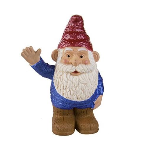 Safari S802429 Mythical Realms Blue Gnome Miniature