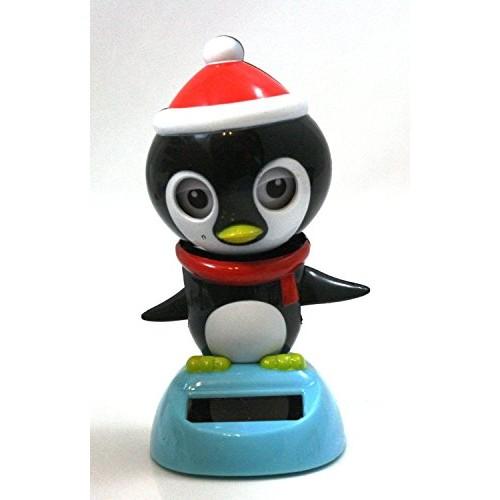 Greenbrier Solar Powered Dancing & Blinking Penguin