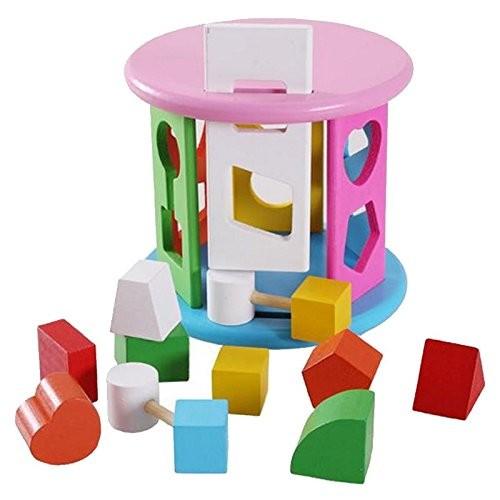 Model Assembly Building Blocks Children's Wooden Toys