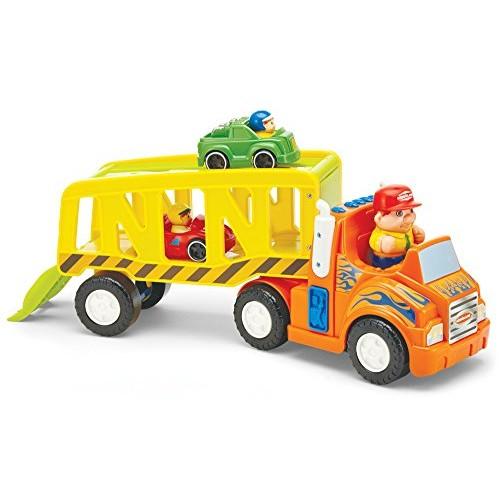 Kidoozie Zoom 'n Go Car Carrier Toy