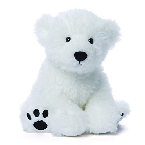GUND Fresco Polar Teddy Bear Stuffed Animal Plush White 10