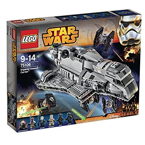 LEGO LEGO Star Wars Imperial Assault Carrier 75106