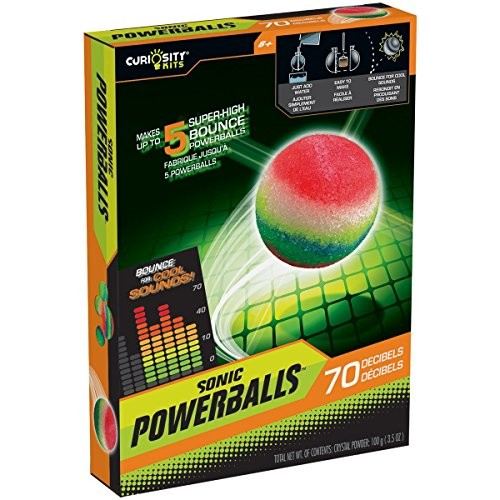 The Orb Factory Curiosity Kits Sonic Power Balls