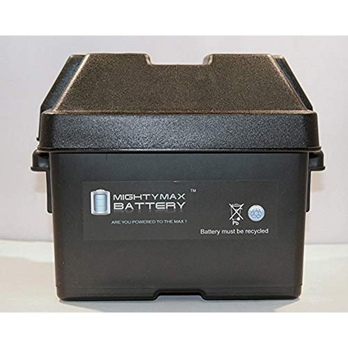 Mighty Max Battery Group U1 Battery Box for Lawn Mower Equipment Wheelchair Brand Product