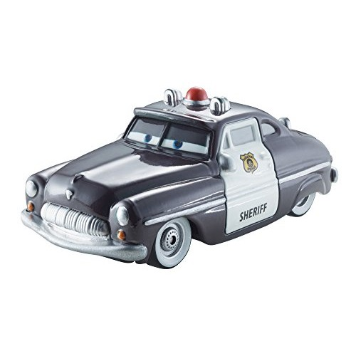 Disney/Pixar Cars Color Change 1:55 Scale Vehicle Sheriff