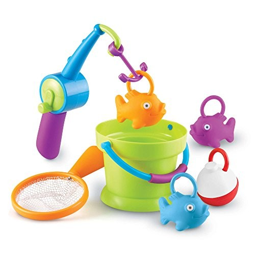 Learning Resources New Sprouts Reel it Fishing Set Toy Outdoor Toys Ages 2+