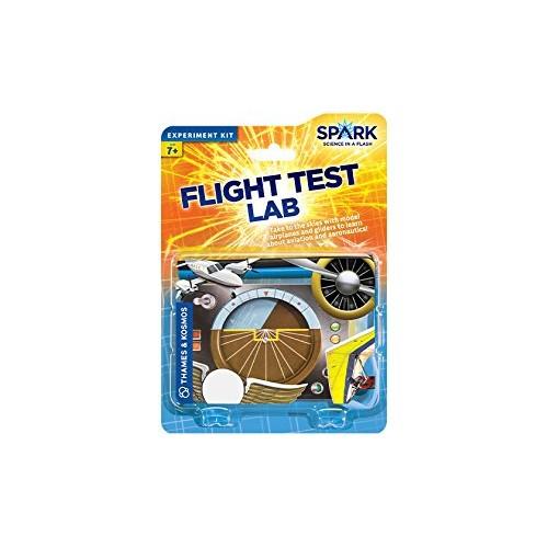 Spark Science in a Flash Flight Test Lab Kit