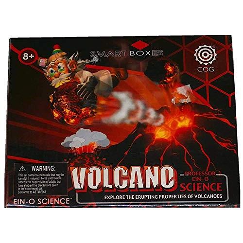 Smart Boxes Volcano Science