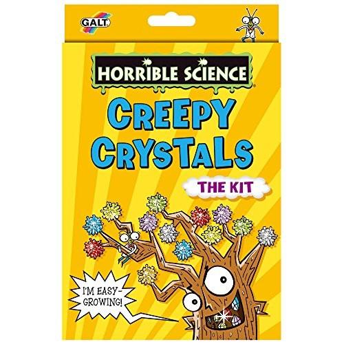 Creepy Crystals Growing Set