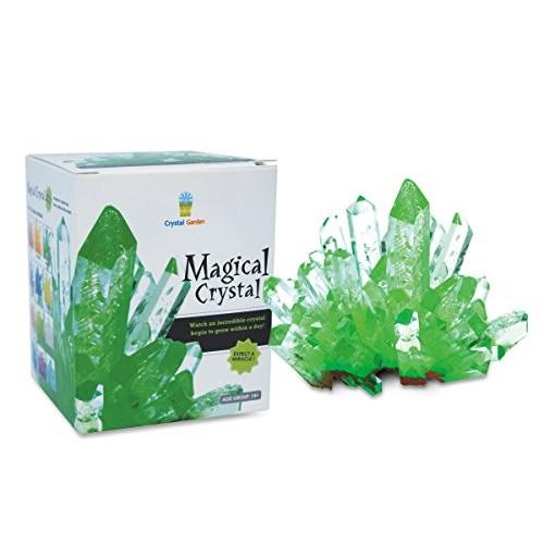 Magical Crystal – Emerald Green