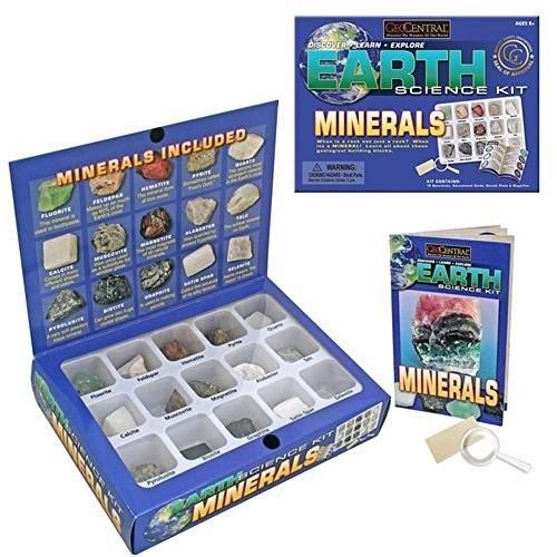 GeoCentral Mineral Science Kit